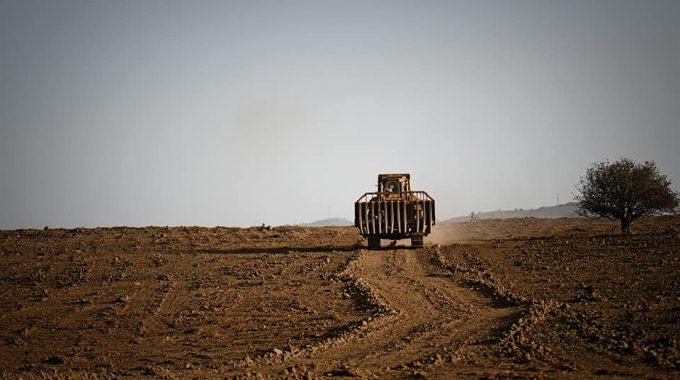 שימור קרקע, צילום: יהודה וינברג